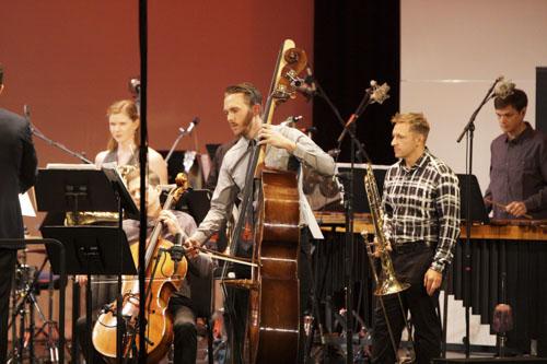 Mizzou International Composers Festival | Mizzou New Music